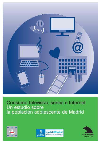 consumo televisivo series internet