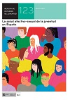 Novedad bibliográfica investigación sobre juventud, adolescencia, jóvenes. Salud afectivo sexual en España INJUVE