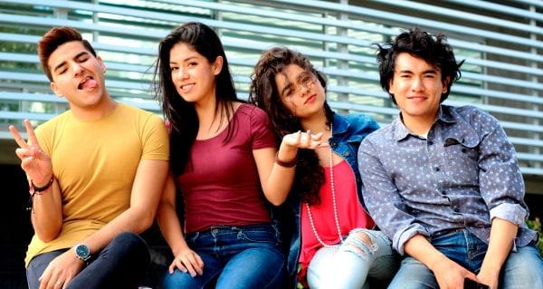 jovenes y discriminacion
