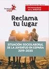 Novedad bibliográfica investigación sobre juventud, adolescencia, jóvenes Septiembre 2020 - Informe USO - situación sociolaboral