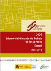 Novedad bibliográfica investigación sobre juventud, adolescencia, jóvenes Septiembre 2020 - SEPE mercado de trabajo 2020