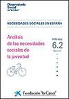 Novedad bibliográfica investigación sobre juventud, adolescencia, jóvenes Junio 2020 - Informe Caixa Necesidades Sociales