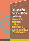 Novedad bibliográfica investigación sobre juventud, adolescencia, jóvenes Junio 2020 - Capítulo Modelo educación - transformación social