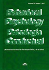 Novedad bibliográfica investigación sobre juventud, adolescencia, jóvenes Junio 2020 - Revista psicología conductual clínica y de la salud
