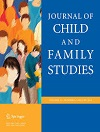 Novedad bibliográfica investigación sobre juventud, adolescencia, jóvenes Septiembre 2020- Journal of child and family studies