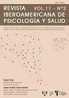 Novedad bibliográfica investigación sobre juventud, adolescencia, jóvenes Noviembre 2020 – revistaiberoamericana_salud-psicología_11_2 - violencia de género