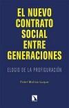 Novedad bibliográfica investigación sobre juventud, adolescencia, jóvenes marzo 2021 - Nuevo Contrato Social