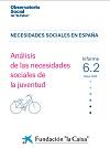 Novedad bibliográfica investigación sobre juventud, adolescencia, jóvenes marzo 2021 - La Caixa Necesidades Sociales