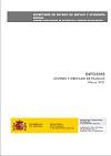 Novedad bibliográfica investigación sobre juventud, adolescencia, jóvenes marzo 2021 - Mercado trabajo Ministerio