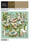 Novedad bibliográfica investigación sobre juventud, adolescencia, jóvenes marzo 2021 - revista124 INJUVE
